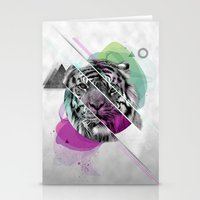 Le Tigre Stationery Cards