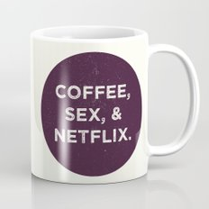 Life Goals Mug