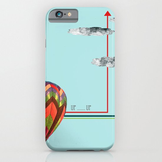 Up...up iPhone & iPod Case