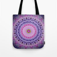 Fairytale Kaleidoscope Tote Bag