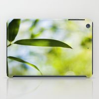 Bamboo Leaf iPad Case