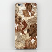 Repitition iPhone & iPod Skin