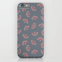 iPhone & iPod Case featuring Floral Swarming  by ````