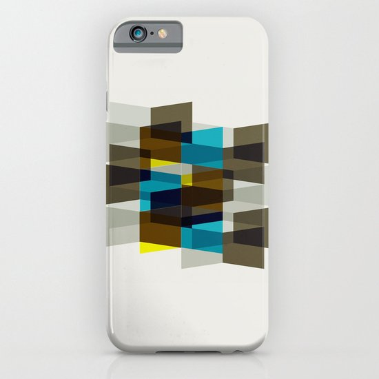 Aronde Pattern #03 iPhone & iPod Case