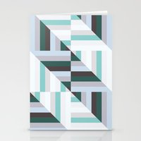 Maze | 60s Stationery Cards