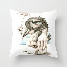 170114 Throw Pillow