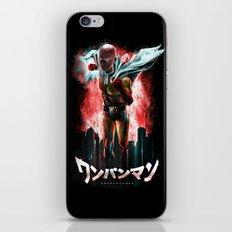 Saitama Is The Epic One … iPhone & iPod Skin