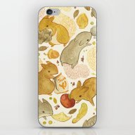 Things Squirrels Probabl… iPhone & iPod Skin