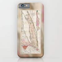 1842 Mather Map Of Long … iPhone 6 Slim Case