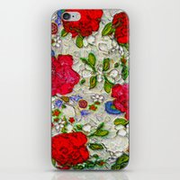 The Garden Of Roses iPhone & iPod Skin