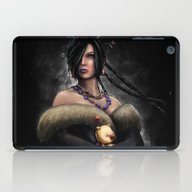 Final Fantasy X Lulu Pai… iPad Case