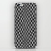 Plaid Hypnosis iPhone & iPod Skin