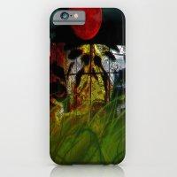 Tiger In The Night Under… iPhone 6 Slim Case