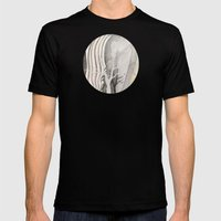 Earth 1 Mens Fitted Tee Black SMALL