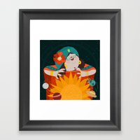 Astrology  Framed Art Print
