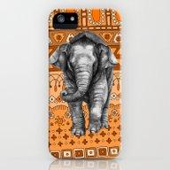 Baby Elephant G046-008 iPhone (5, 5s) Slim Case
