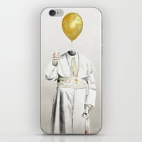 The Pope - #4 iPhone & iPod Skin