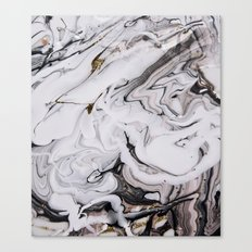 Chic Marble Canvas Print
