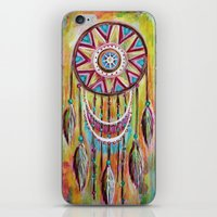 Catching Dreams iPhone & iPod Skin