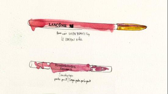 Le Crayôn Art Print