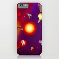 iPhone & iPod Case featuring MOTHS TO THE FLAME - 184 by Lazy Bones Studios