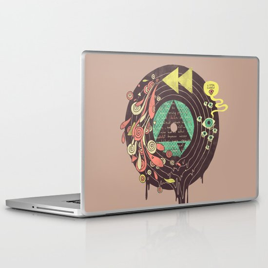 Subliminal Laptop & iPad Skin