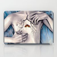 Between Two Lungs iPad Case