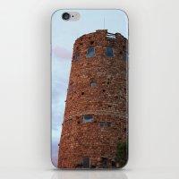 Tower iPhone & iPod Skin