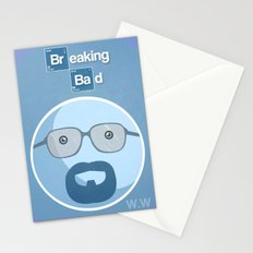 Breaking Bad Blue Sky Version Stationery Cards