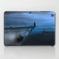 Icecold Longing iPad Case