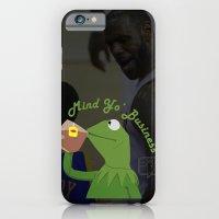 Mind Yo Business iPhone 6 Slim Case