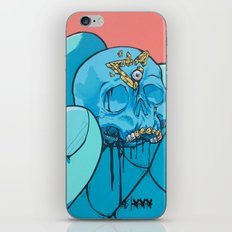 Pray4MyPrey iPhone & iPod Skin
