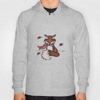 Holiday Fox Hoody