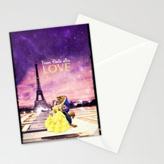 From Paris with love - for iphone Stationery Cards