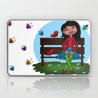 Spring Song Laptop & iPad Skin