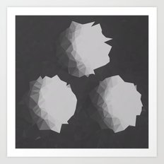 Poly Infection Art Print
