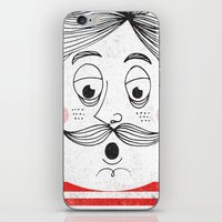 OH ME OH MY iPhone & iPod Skin