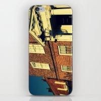 Burnham Market iPhone & iPod Skin