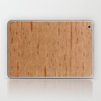 Cedar Spanish Wood Laptop & iPad Skin
