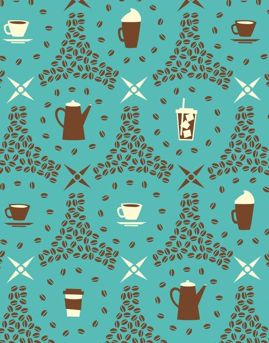 Coffee Hour Canvas Print