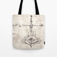Tarot: V - The Hierophant Tote Bag