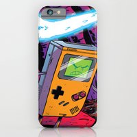 The Legend Of Gameboy iPhone 6 Slim Case