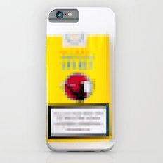 pixel spirit iPhone 6s Slim Case