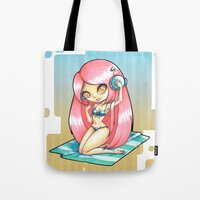ROSTED CANELLA Tote Bag