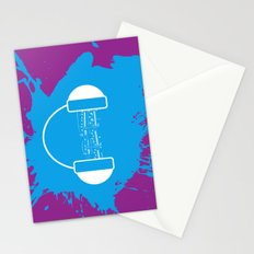 The Music Brain Stationery Cards