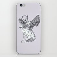 The Wolpertinger iPhone & iPod Skin
