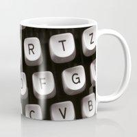 OLD TYPEWRITER Mug