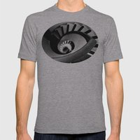 Guardian Mens Fitted Tee Athletic Grey SMALL