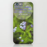 life is an adventure. iPhone 6 Slim Case