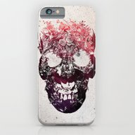 iPhone & iPod Case featuring SKULL by Ali GULEC
